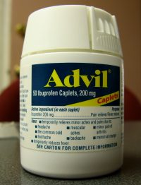 Can Dogs eat Advil