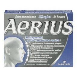 can dogs take aerius for allergies