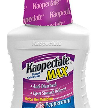 can i give my dog kaopectate for upset stomach