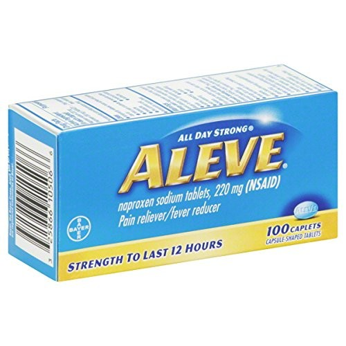 Aleve harmful to dogs