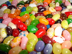 what happens if a dog eats jelly beans
