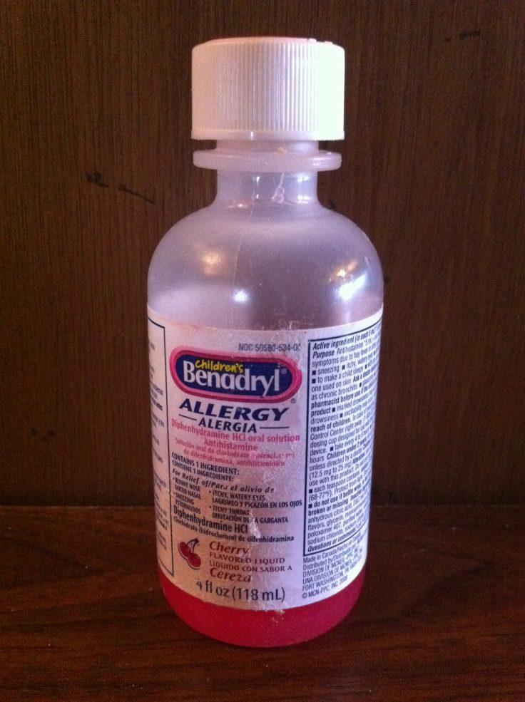 will benadryl make my dog sleepy