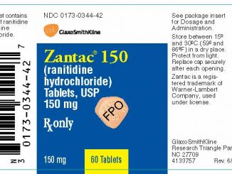 my dog has been prescribed zantac