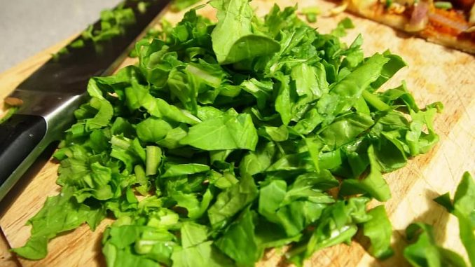 Is arugula safe for dogs to eat?
