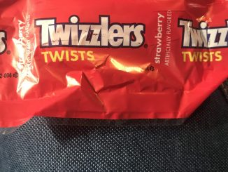 Are cherry twizzlers bad for dogs