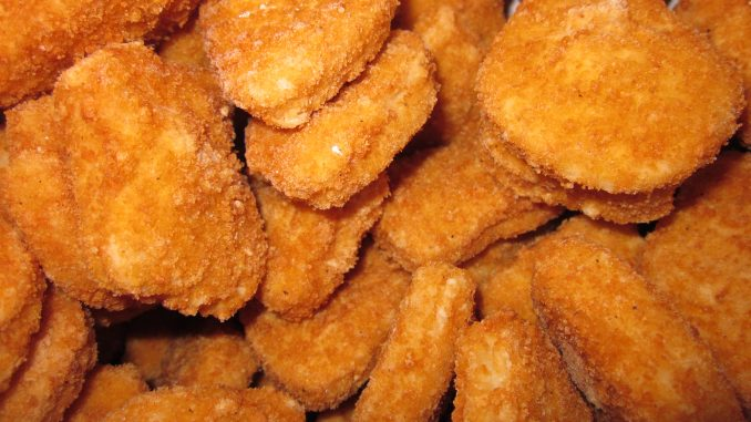 Can chicken nuggets kill dogs