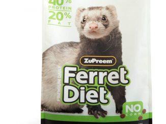 will ferret food hurt my dog