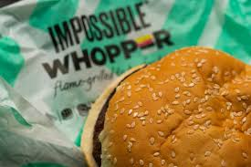 can dogs eat impossible whopper