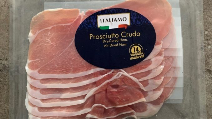 Is it OK for dogs to eat prosciutto?