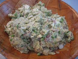 Is potato salad safe for dogs?