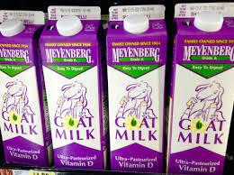 Meyenberg's goat milk for dogs