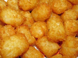 tater tots and dogs