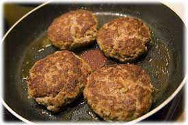 can dogs eat homemade rissoles patties