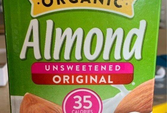 can my dog drink almond milk